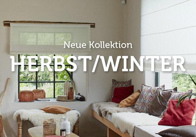 Neue Herbst/Winter Kollektion