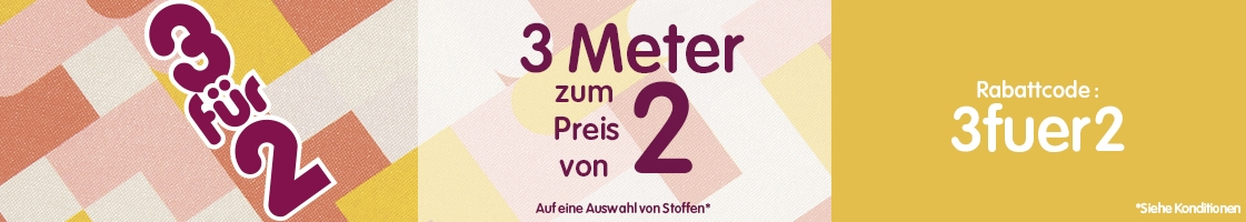 3 für 2