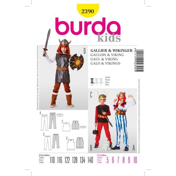 Schnittbogen für antike Kostüme