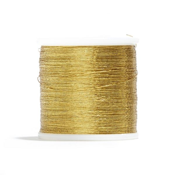Metallic-Garn in Gold