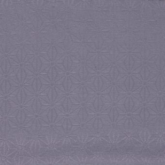 Damast Anti-Flecken-Beschichtung Stern Grau
