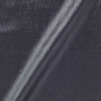 Taft einfarbig grau