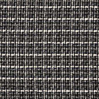 Tweed Ecru/Schwarz