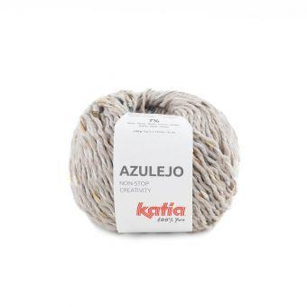 Wolle Katia Azulejo Hellgrau