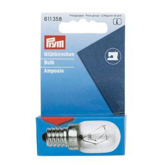 Glühbirne für Nähmaschinen, 15W, Schraub-Fassung