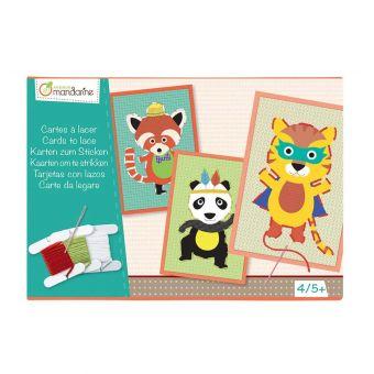 Kreativ-Box Spitzen-Karten