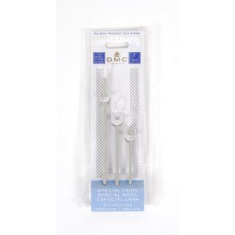 Stricknadel Wolle 14 cm x 0,5 cm