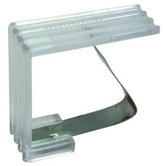 Tischdeckenclips Blister
