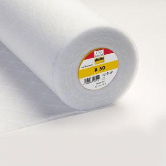 Volumenvlies Vlieseline X50 blanc