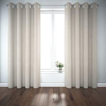Vorhang Estampes beige