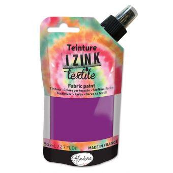 Textilfarbe Spray izink Cinabre violet 80 ml