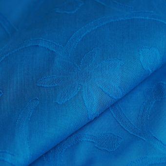 Batist Blau Arabesk