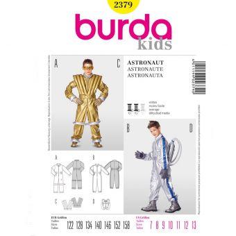 Schnittmuster Astronaut Burda n°2379