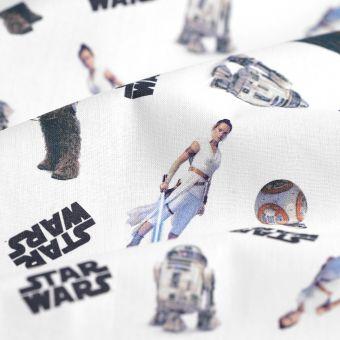 Baumwollstoff Star Wars