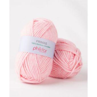 Garn Phildar Frimas rosa