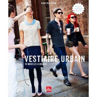 Buch Urbane Garderobe : 16 Modelle zum Nähen