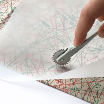 Seidenpapier für Muster