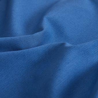 Köperstoff Baumwolle Serena blau