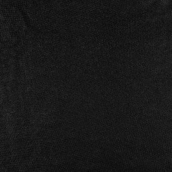 Strickstoff beschichtet schwarz extrabreit