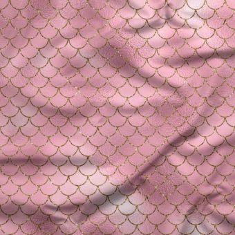Jersey Fit Anti-UV Sirene Rosa