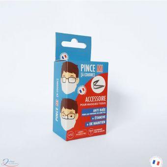 Anti-Beschlag-Nasenklammer für Masken zu nähen