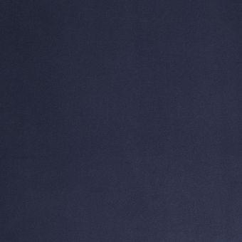 Garbadine-Stoff, einfarbig marineblau