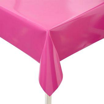 Tischschutz rosa