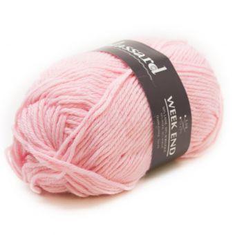 Strickgarn Plassard Week-end - rosa