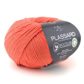 Strickgarn Biocolor Plassard - orange