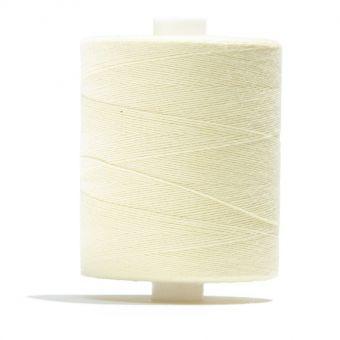 Stopfgarnspule aus 100% Baumwolle, gelb