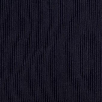 Dicker Bündchenstoff Schlauchware marineblau
