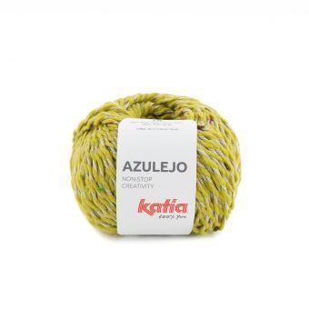Wolle Katia Azulejo Gelb