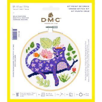 Set Panther DMC Kreuzstich