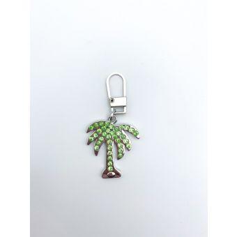 Zipper für Reißverschluss Bohin - Palmen
