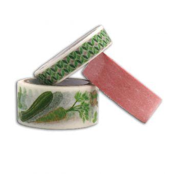 Masking Tape Gemüse x3 Toga