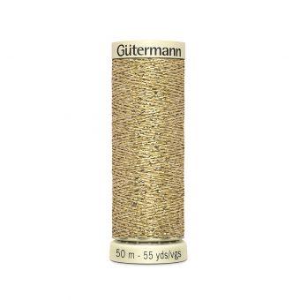 Metalleffekt-Faden Gütermann - Golden