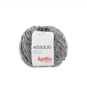 Wolle Katia Azulejo Grau