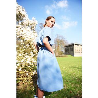 Schnittmuster Taylor Kleid XS - XXXL - Fibre Mood