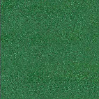 Flex thermoklebender Stoff glänzend tannengrün