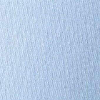 Schmutzabweisender Baumwollstoff Stretch Blau