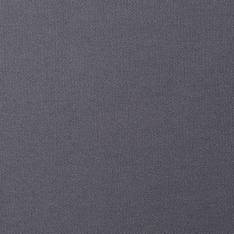 Einfarbiger Köperstoff aus Baumwolle Serena, anthrazitgrau