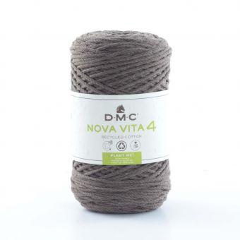 Nova Vita Garnknäuel - recycelte Baumwolle braun Nr.112