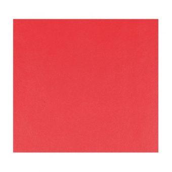 Kunstlederabschnitt 30x30cm rot