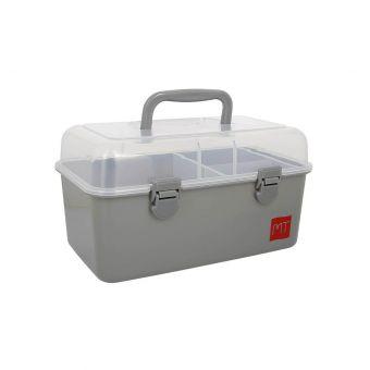 Aufbewahrungsbox Grau - Kleines Modell