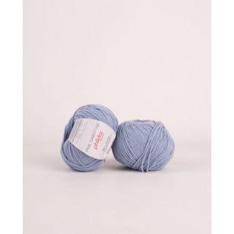 Strickgarn Acryl-Baumwolle Phildar Cabotine  jean bleached