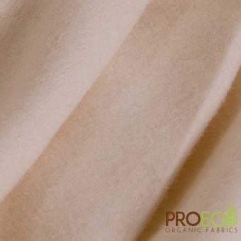 Schwerer Vliesstoff ProECO® Bambus/Bio Baumwolle