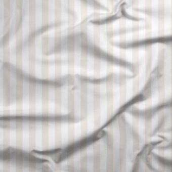 PUL-Stoff für waschbare Windeln Streifen Beige