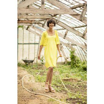 Schnittmuster Mindy Kleid 32 bis 58 - Fibre Mood