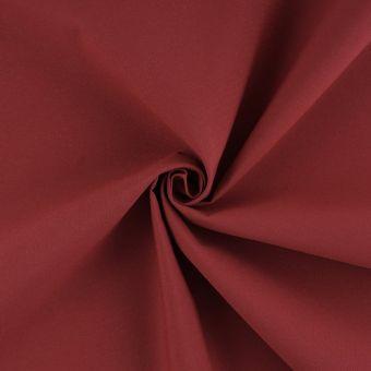 Outdoorstoff Hanck einfarbig rot extra breit