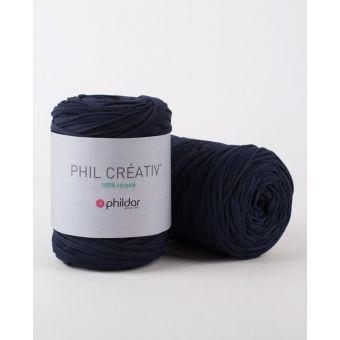 Strickgarn Phildar Creativ marineblau